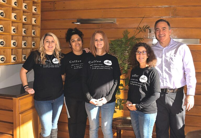 Coffee shop opening on Garland Road to provide formerly incarcerated women with jobs